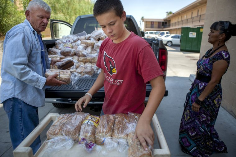 Bread Donations