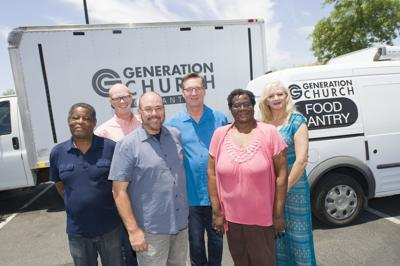 Generation Church food pantry a community affair