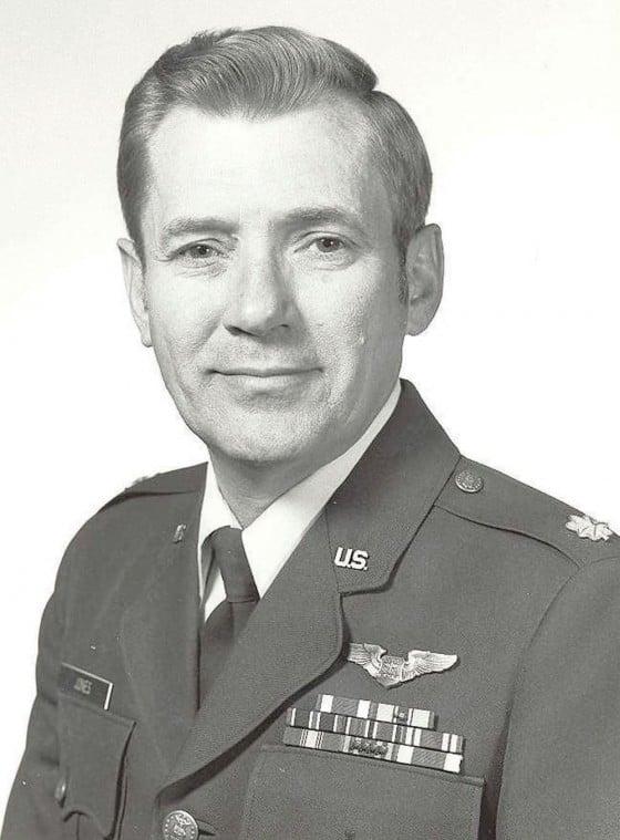 Lt. Col. Donald W. Jones, US Air Force (Ret.)
