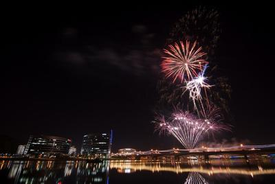 No fireworks in Tempe to start 2019