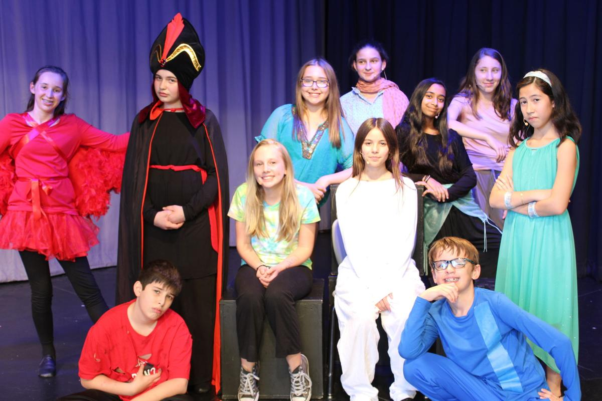 """BASIS Ahwatukee thespians are preparing to present 25 different acts in """"The ITS Show,"""" which they will present Oct. 20."""