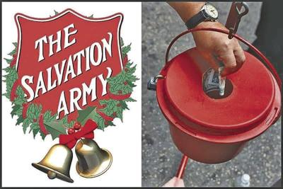 Walmart and the Salvation Army