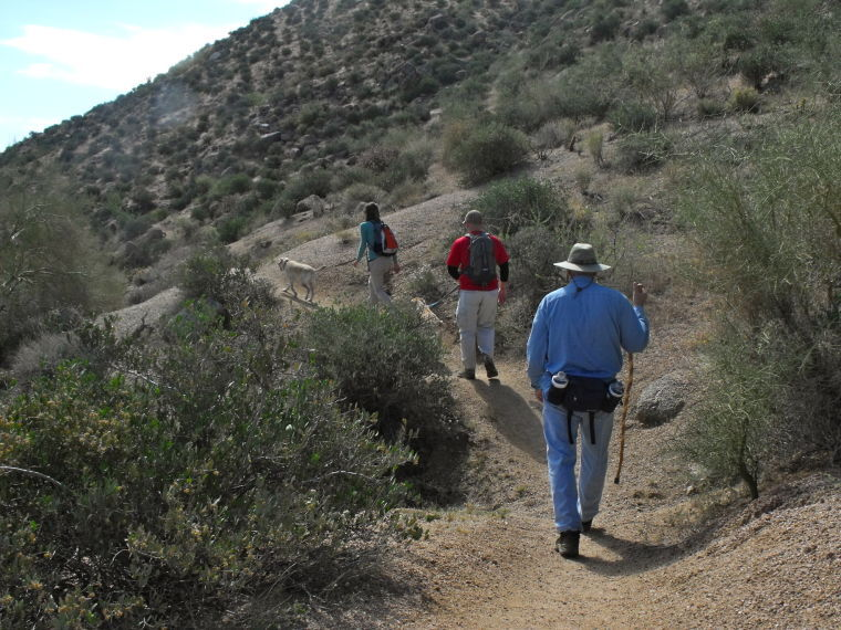 Hit the trails for local hunger relief effort