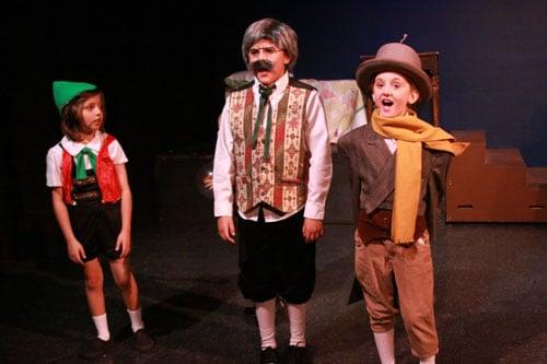 Pinocchio at ACT