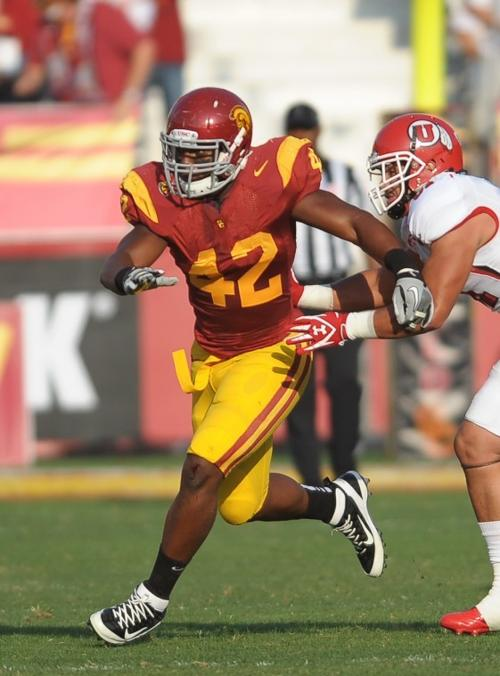 SPORTS: NCAA Football: Utah vs USC SEP 10