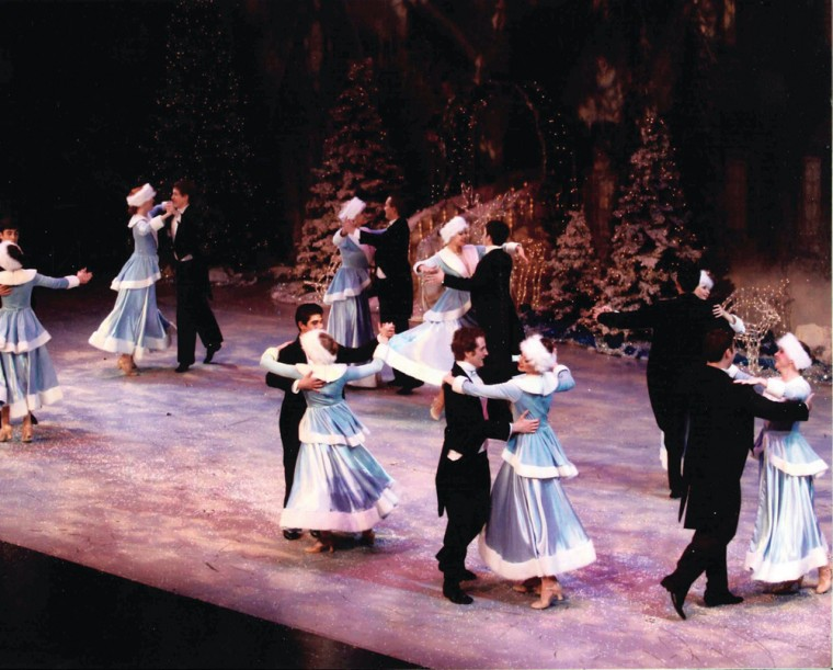 The Spirit of Christmas show at the Chandler Center for the Arts