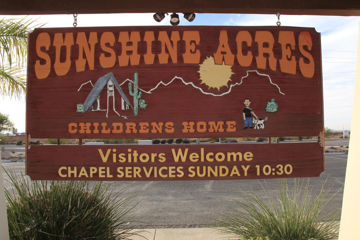 Sunshine Acres welcomes the general public to Sunday services.