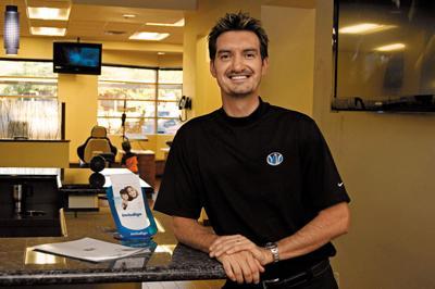 Dr. Chris J. Woolaver