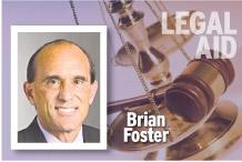 Legal Aid Brian Foster