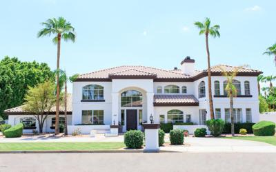 The two-story home in the 3400 block of E. Equestrian Trail is the first Ahwatukee home to close for a seven-figure sold price in more than six months.