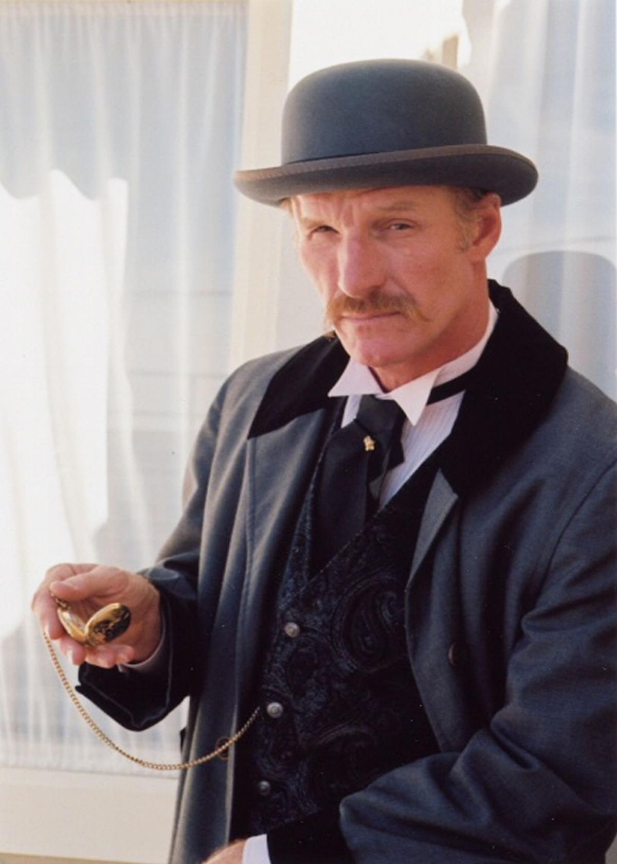 The Legendary Doc Holliday Wyatt Earp Reveals The Man