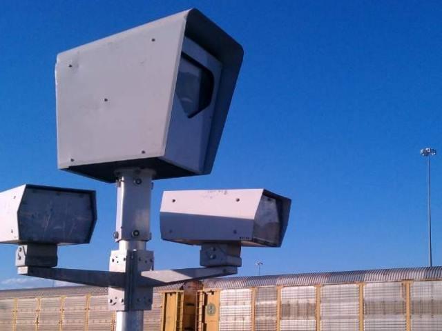 Radar camera