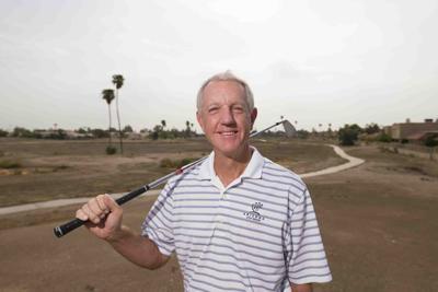 Brad Butler Ahwatukee Lakes Golf Course