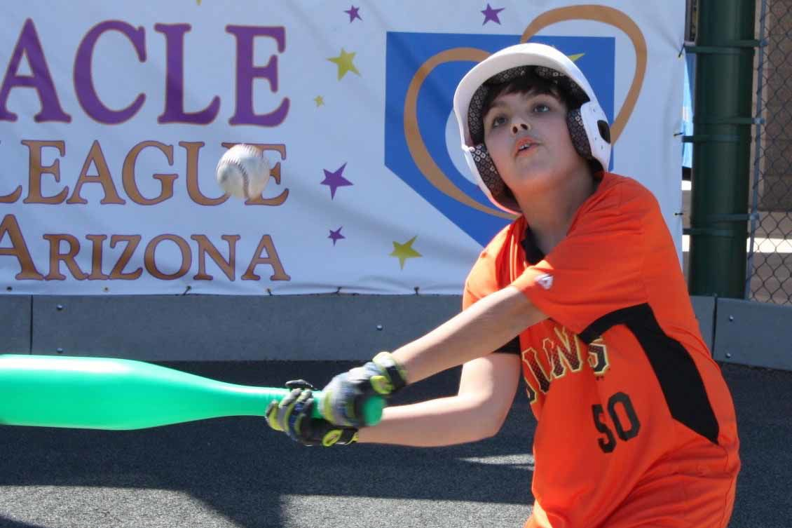 Miracle League Is A Home Run For These Kids Community