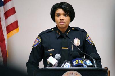 Phoenix Police Chief Jeri Williams