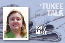 Tukee Talk Kelly Mixer