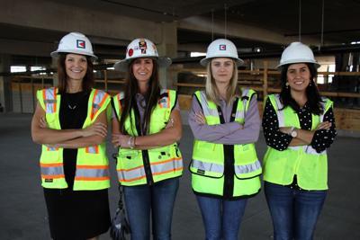Women break mold with big Chandler project
