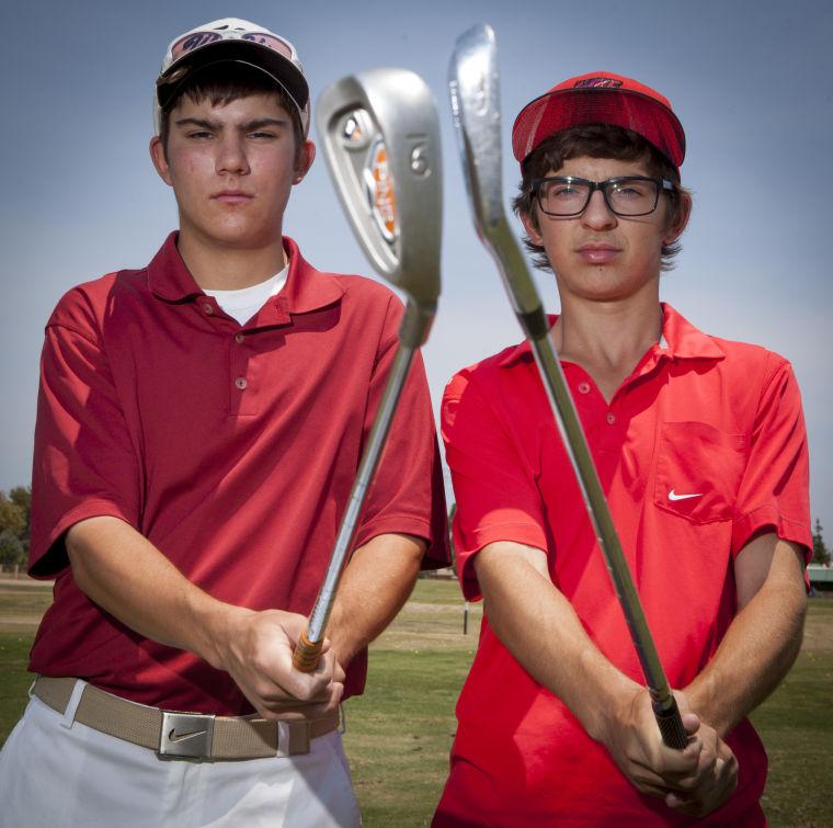 Ben Harden and Austin Fletcher
