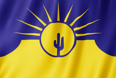 Flag of Mesa 19th Best City