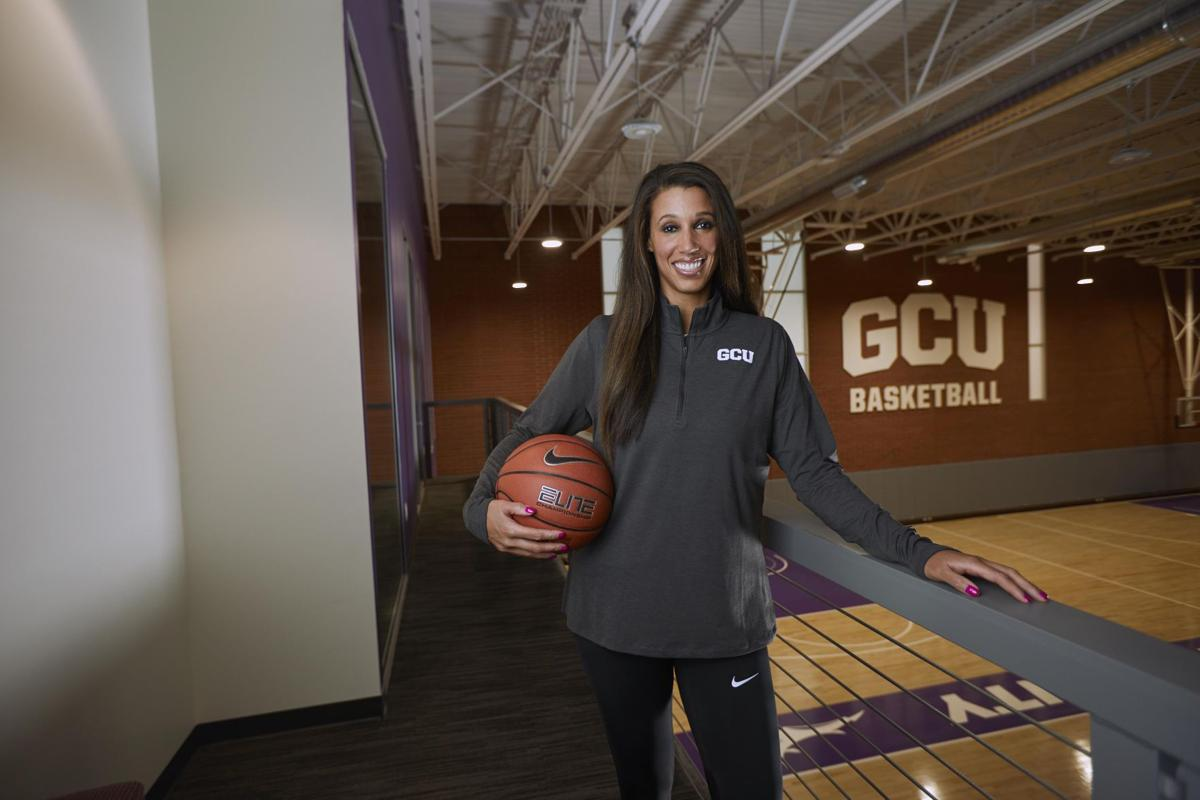 Onetime Mountain Pointe High School basketball star Nicole Powell has now taken charge of a similar program at Grand Canyon University