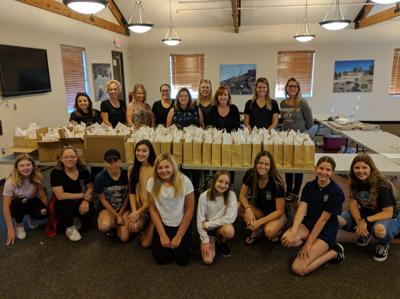 Ahwatukee Foothills Chapter of the National Charity League/Chemo Care Bags