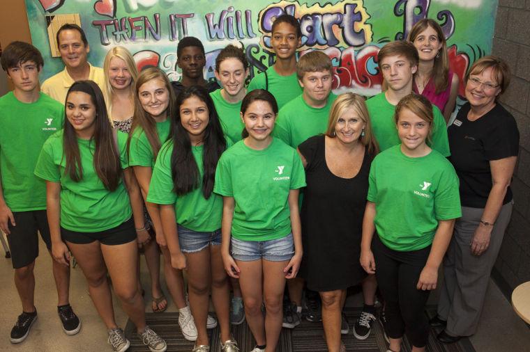 YMCA Volunteers