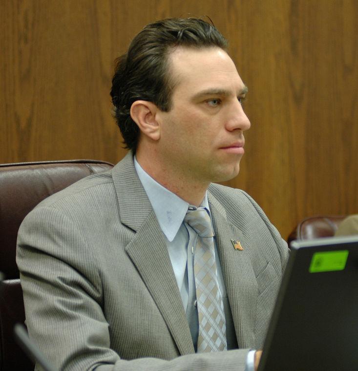 Rep. Steve Smith, R-Maricopa