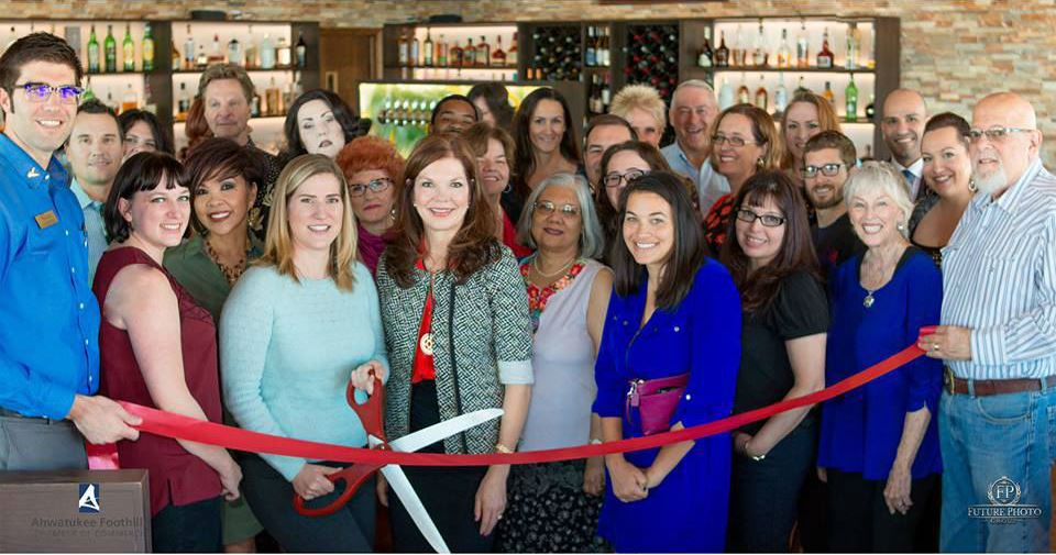 Keegan's Grill celebrates renovations and the first anniversary of it's new owner, Steve Johnson