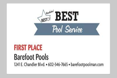 Barefoot Pools 1241 E. Chandler Blvd.