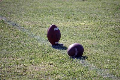 Level Up football camp