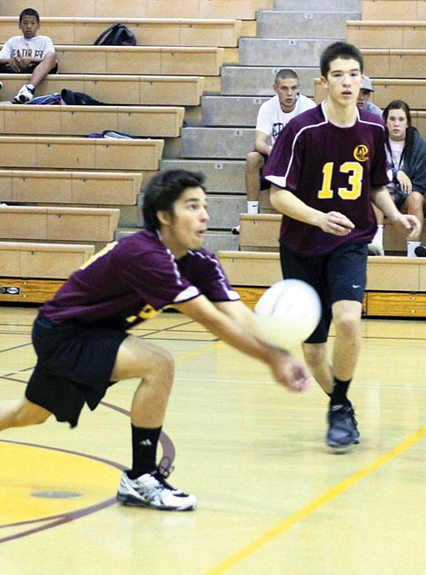 MP boys volleyball thin on experience, hungry to repeat