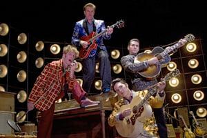Million Dollar Quartet Tour