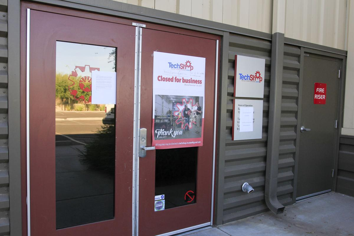 vTechShop Chandler, closed unexpectedly on Nov. 15 in the wake of a bankruptcy announcement by its parent company, may get new life if a Kansas businessman has his way.