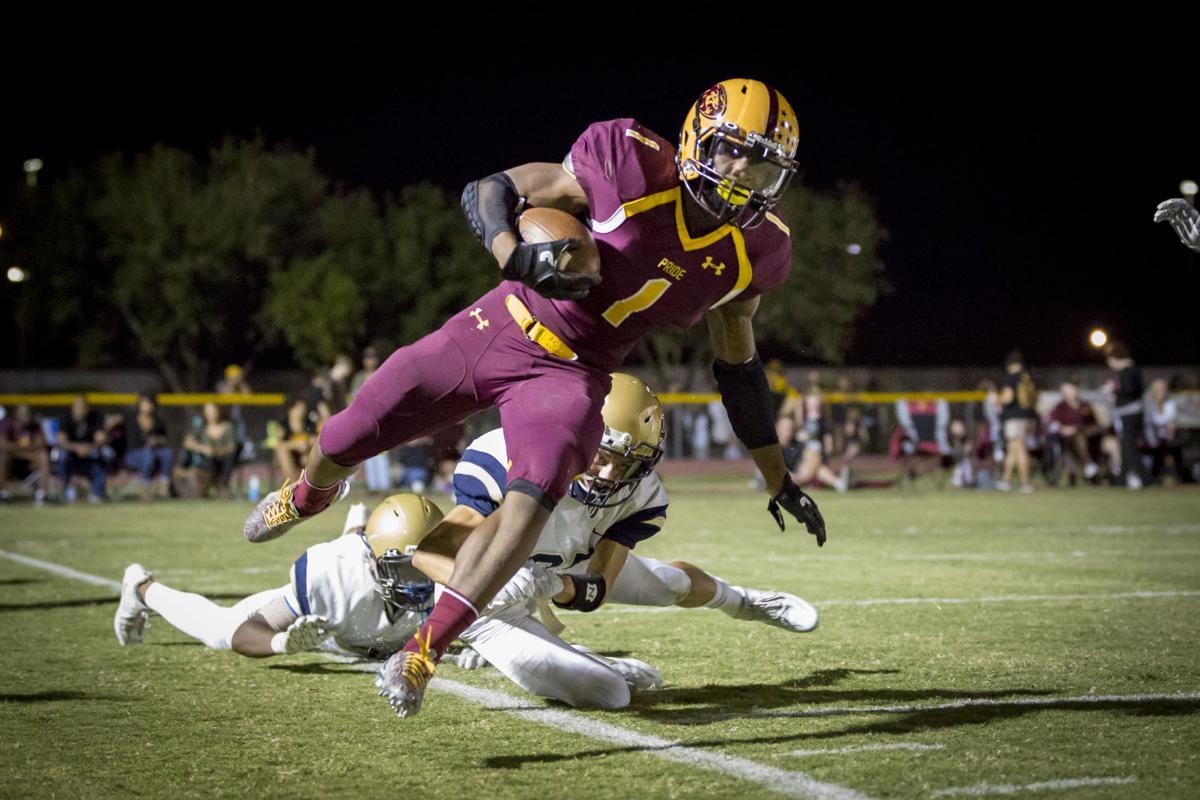 Football: Tukee Bowl MP vs. DV