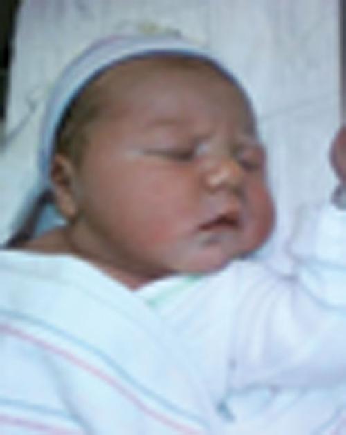 Birth Announcement (10/21)