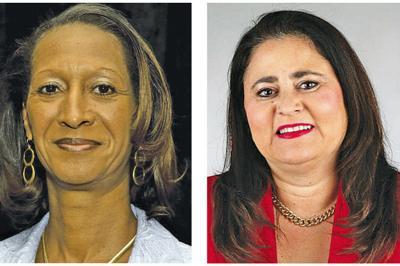 Sandra kennedy, lea marquez peterson Ducey's Corp Comm