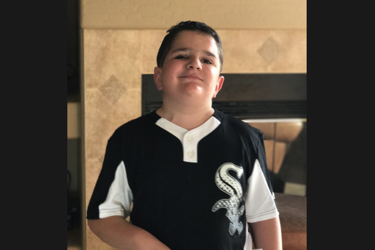 All that 10-year-old James Lang of Ahwatukee wants are friends, and an adaptive bike may help him reach that goal.