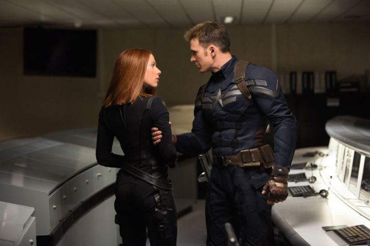 'Captain America: The Winter Soldier'