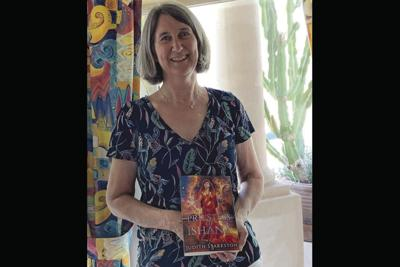 Ahwatukee author Judith Starkson