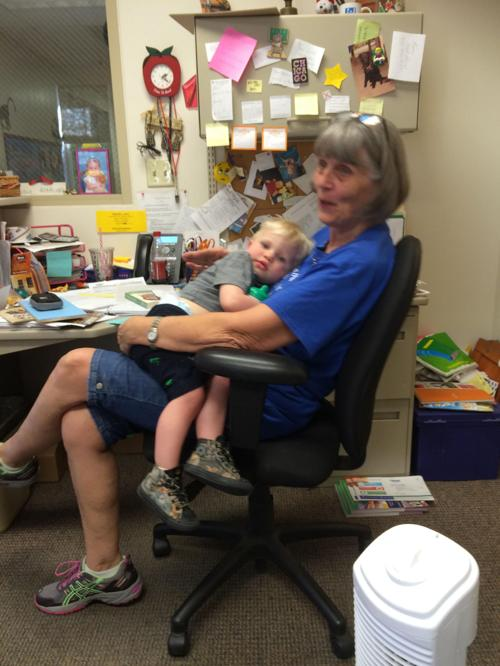 Diane Fitzsimons, director of Ahwatukee Preschool for 30 years has decided to retire at the end of the school year