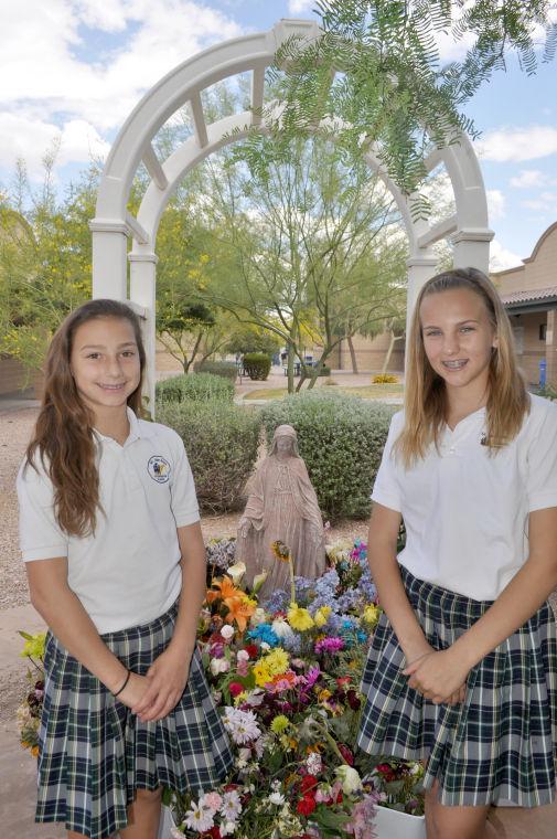 St. John Bosco students