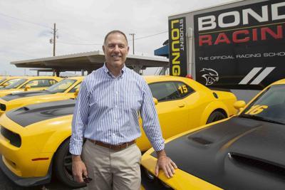 Bob Bondurant School of Performance Driving Bruce Belser