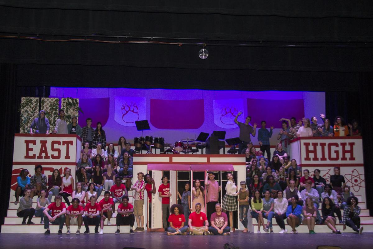 Mountain Pointe offers 'High School Musical'