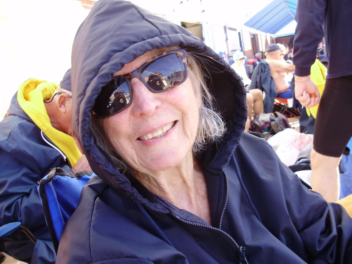 Gloria Talero of Ahwatukee is a competitor in, and an organizer of, the Arizona Senior Olympics