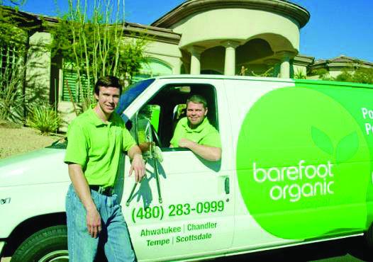 Barefoot Organic Carpet Care