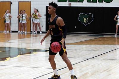 Mountain Pointe junior point guard Jason Kimbrough