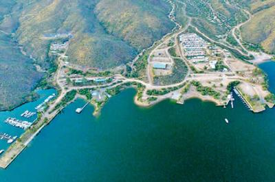 Apache Lake Marina