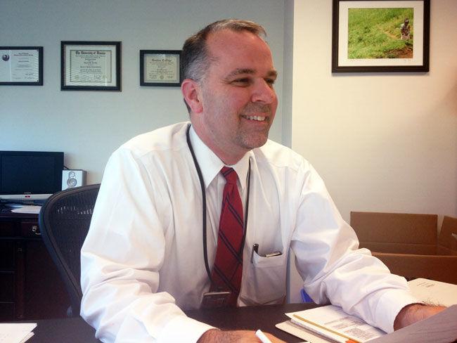 City Manager Ed Zuercher