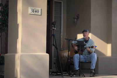 Retired Intel engineer turned singer Chris Donnelly