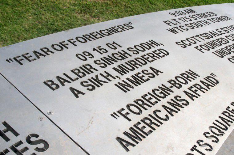 Arizona's monument to the 9/11 attacks